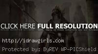 horus character concept art