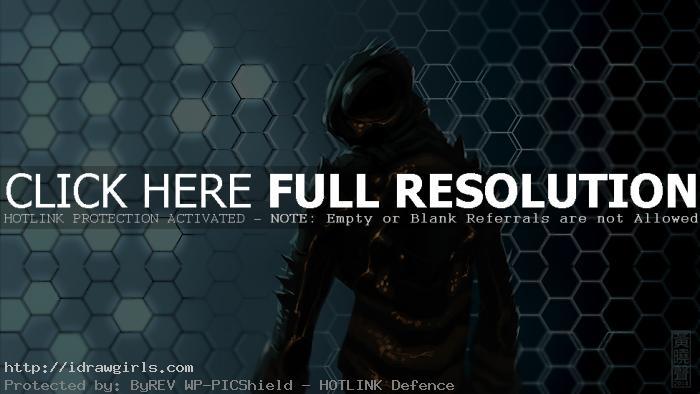 bee cyborg speedpainting