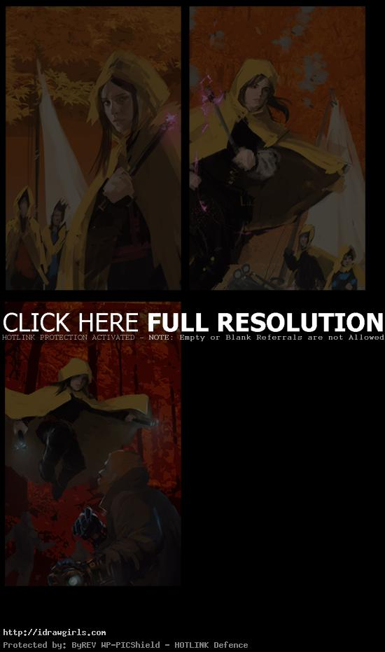 yellow hoods book01 comps design