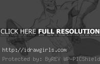 How to draw Captain America action pose