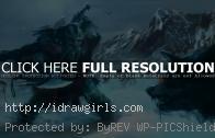 Digital painting tutorial dwarf vs wolves concept art