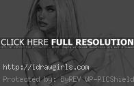 How to draw Emma Frost X-men
