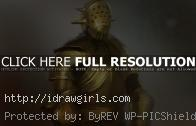 How to paint gold armor