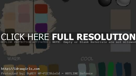 Xia's color palette 2010