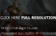 Blood elf character concept art tutorial