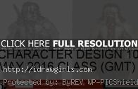 Character design 101 class online, evening UK time zone.