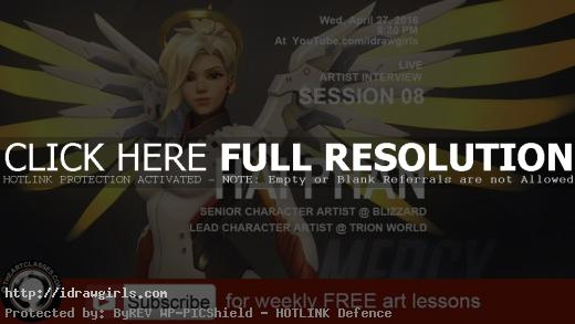 hai phan artist interview blizzard entertainment