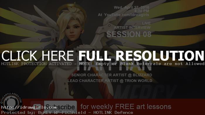 hai phan artist interview blizzard entertainment