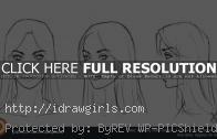 Basic female portrait drawing video tutorial
