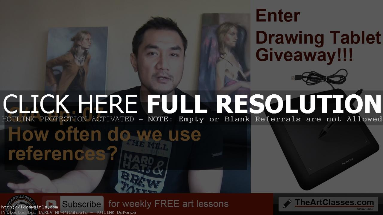 how often do you use reference images  drawing and digital  how often do you use reference images drawing and digital painting tutorials online
