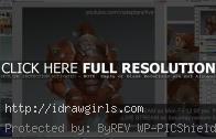Santa Reinhardt Overwatch from LIVE stream session 55