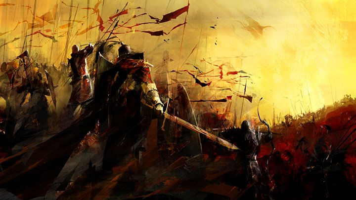 concept art richard anderson battlefield red Richard Anderson master artist interview