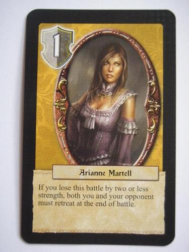arianne martell xia taptara Game of throne art work