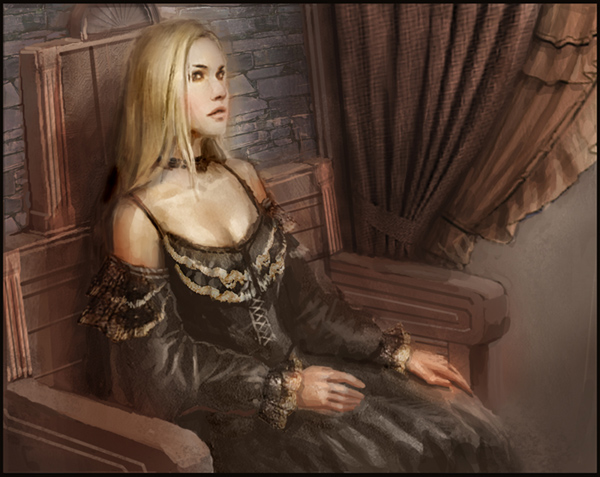 cersei lannister xia taptara Game of throne art work