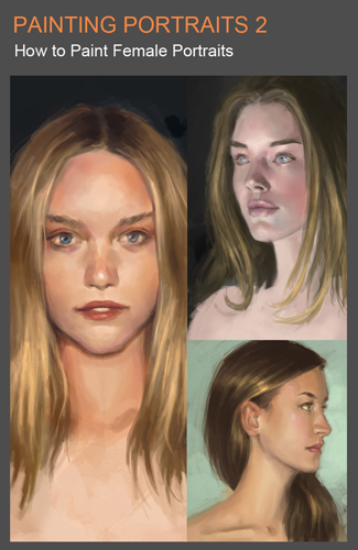 Painting portraits tutorial