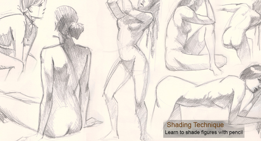 Learn shading technique