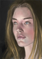Digital painting tutorial female portraits