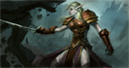 digital painting tutorial Blood Elf Warcraft