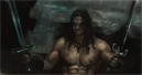 Digital painting tutorial Conan the barbarian