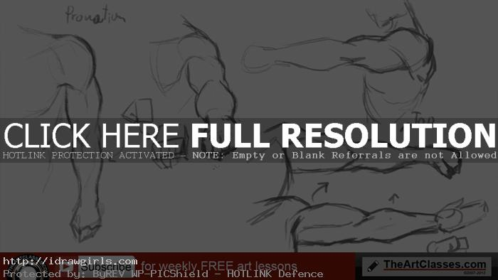 arm drawing punch
