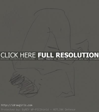 gesture drawing 1 minute a