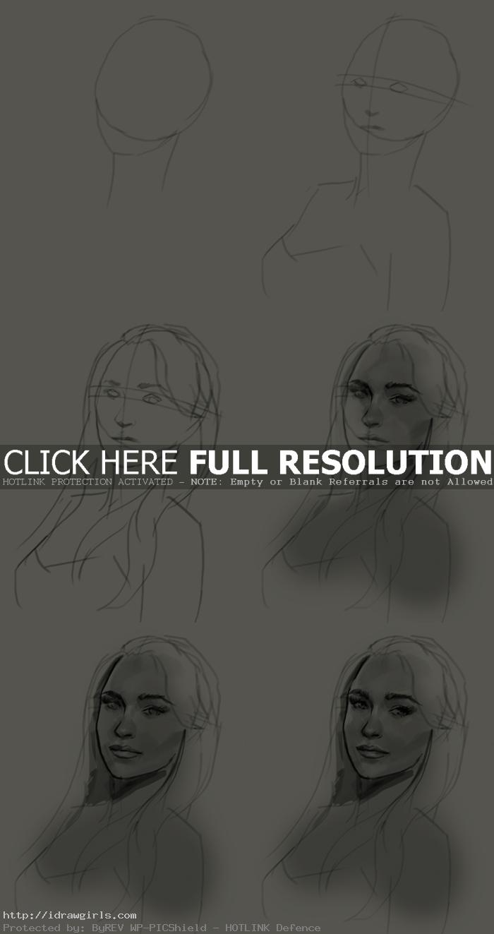 how to draw Claire Bennet heroes