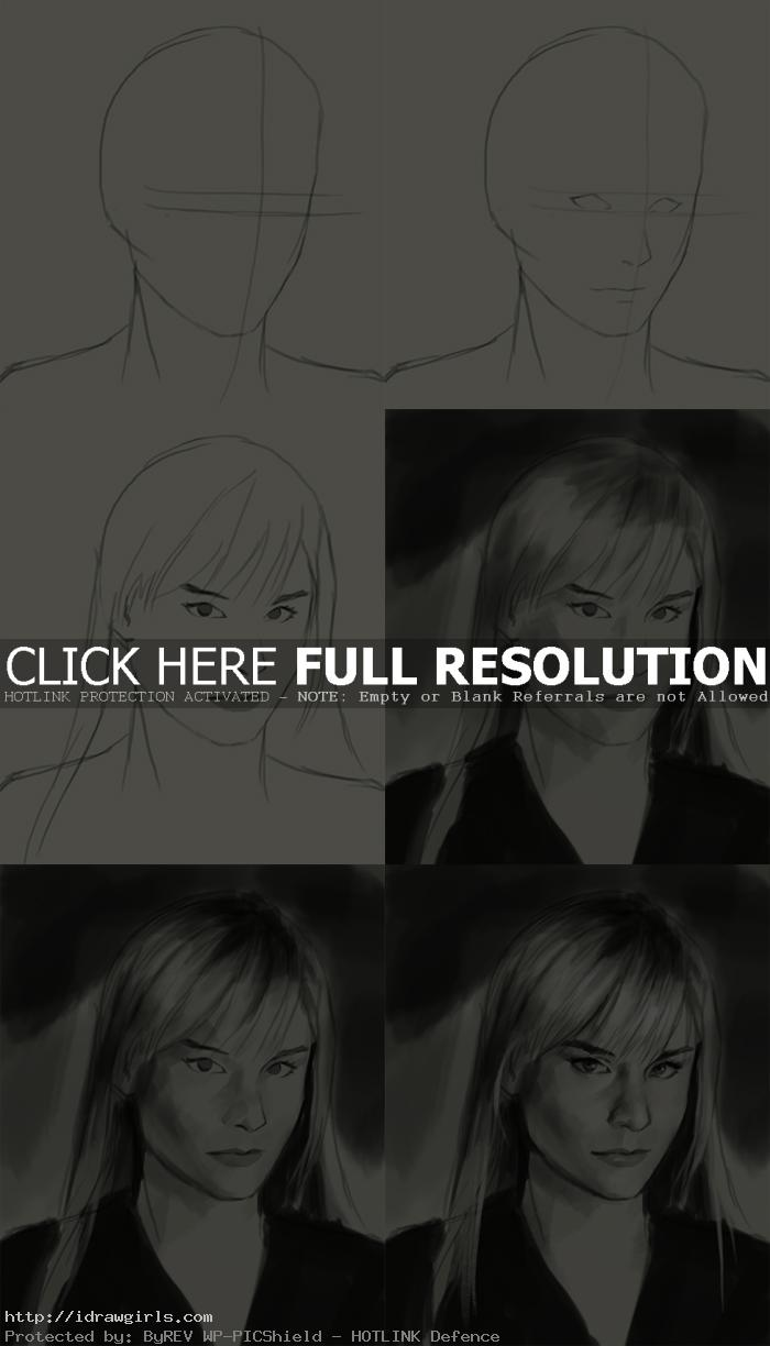 how to draw elle bishop heroes