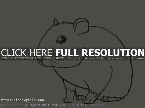 How to draw mouse
