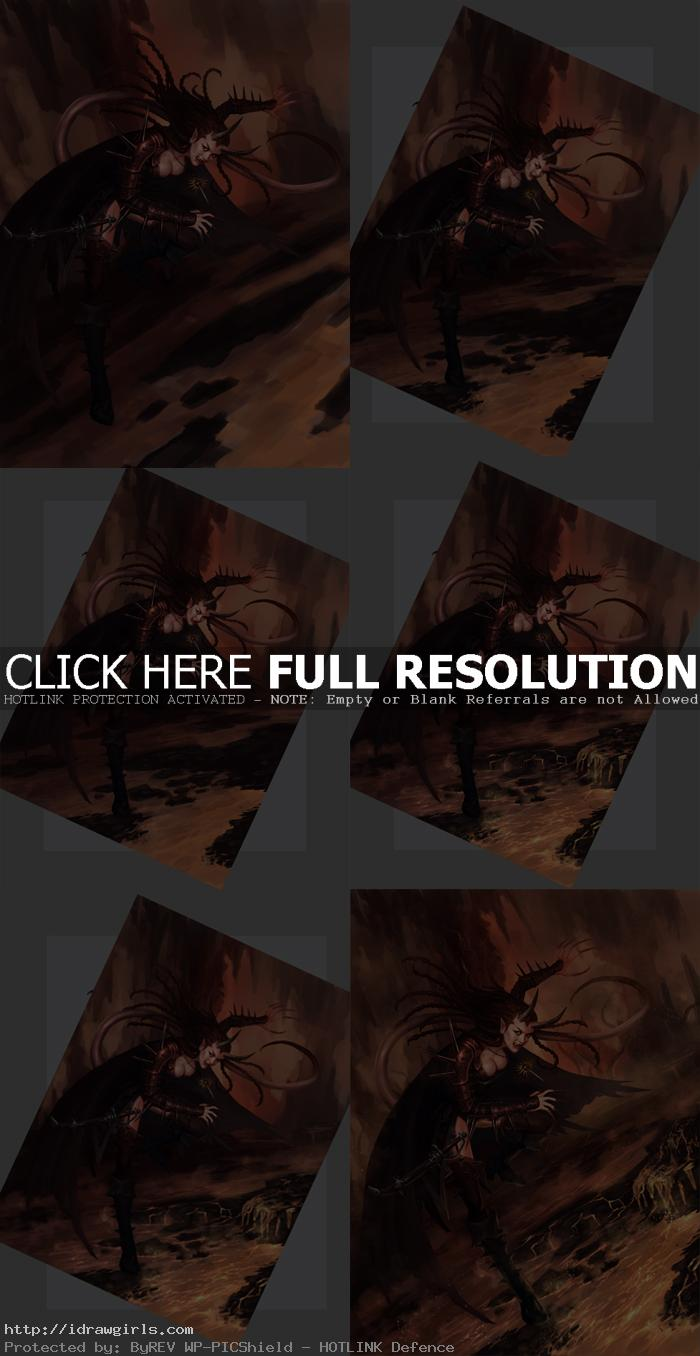 how to painting lava in photoshop