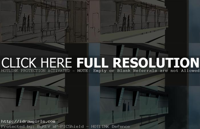 building sidewalk concept tutorial