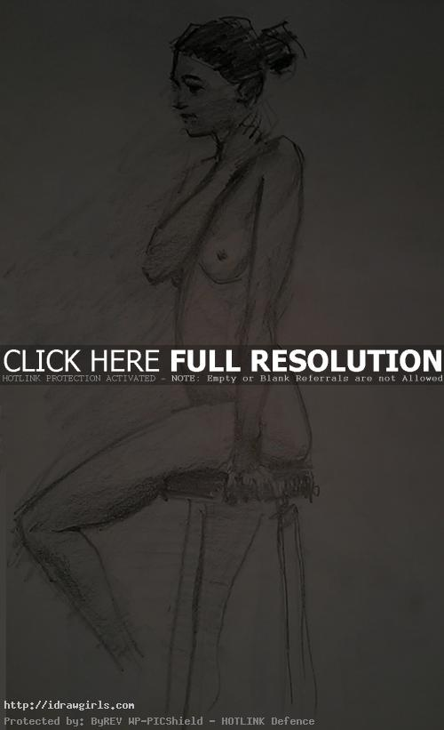 ten minutes figure drawing 2