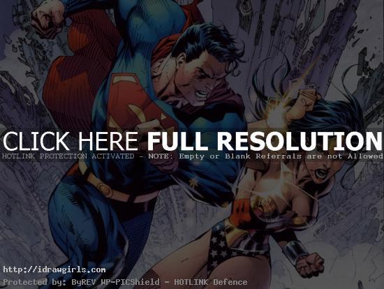 Superman 2 Wonder Woman