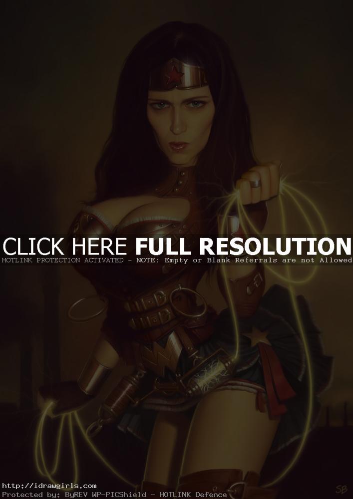 wonder-woman-by-papaninja