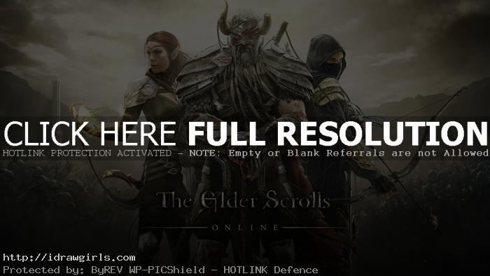 Awesome Elder Scroll online Arrival trailer