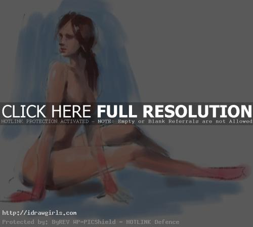 figure painting tutorial using sketchbook pro