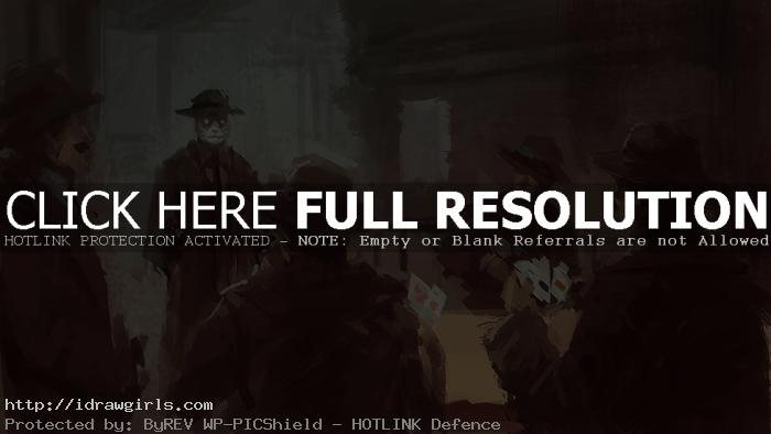 cat mafia speedpainting