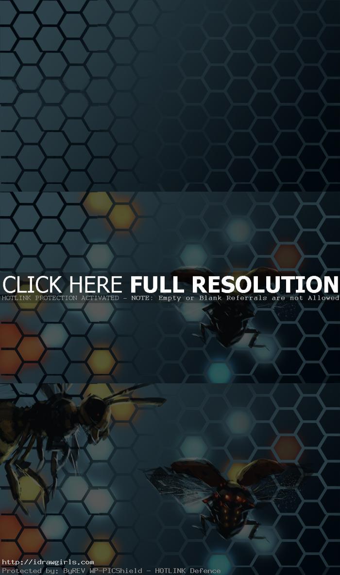 mechanical ladybug digital painting tutorial