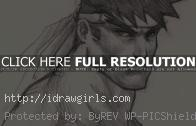 How to draw comics man face