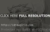 How to draw ogre dragon