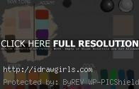 Make custom color palette for digital painting