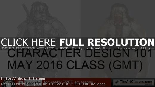 character-design-101-may2016-class-gmt