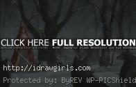 Redhood vs wolves concept art painting tutorial