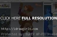 Drawing Beckett from Gigantic