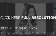 Today drawing LIVE stream no 212 simple portrait